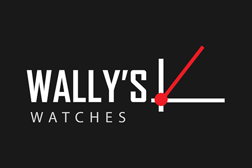 Logo for Wally's Watches