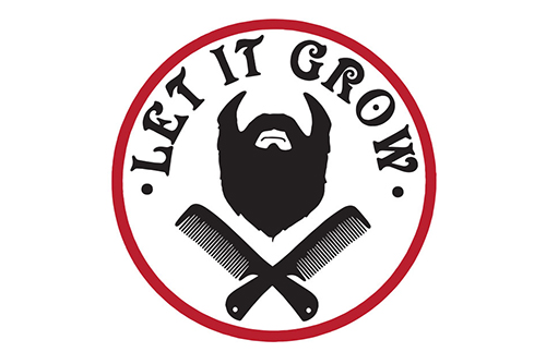 Let It Grow Style Logo