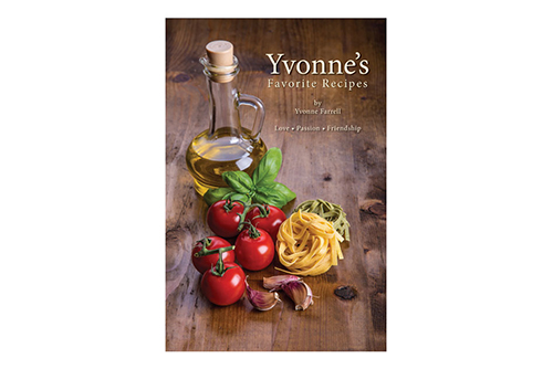 Yvonne's Favorite Recipes Book