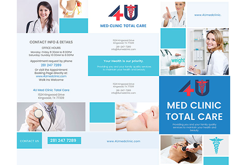 4U Med Clinic Brochure
