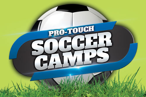 Pro Touch Soccer Postcard